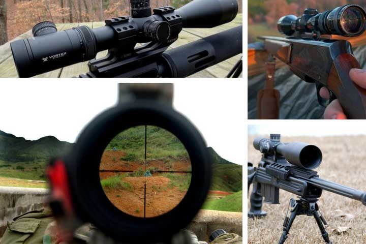 Best Scope For 22lr Benchrest Shooting