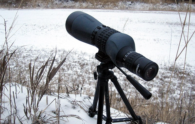NightForce TS-82 Spotting Scope