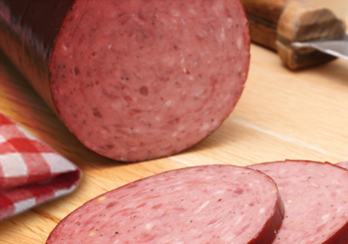 Salami or Summer Sausage