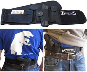 Tactical Holster Belly Band Bear Armz