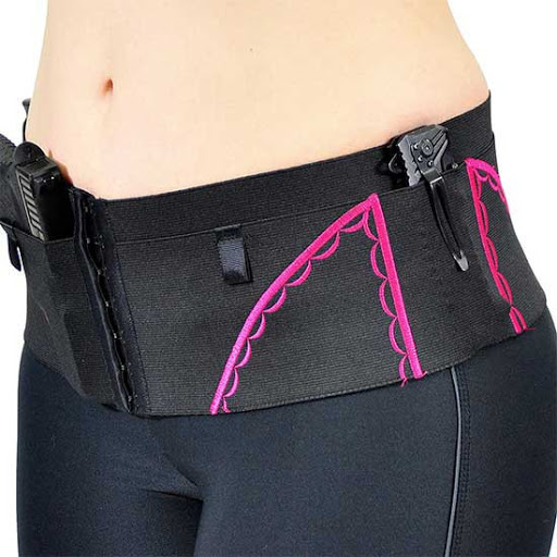 Can Can Hip Hugger Classic Holster for the Ladies