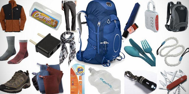 Clothes to Carry for Backpacking