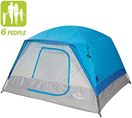 10' x 9' Toogh 6 Person Tents you can stand up in