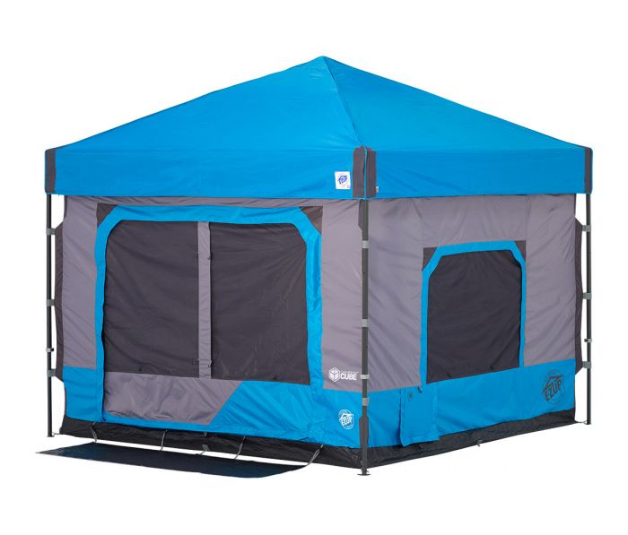 E-Z UP CC10SLSP Camping Cube Tents you can stand up in