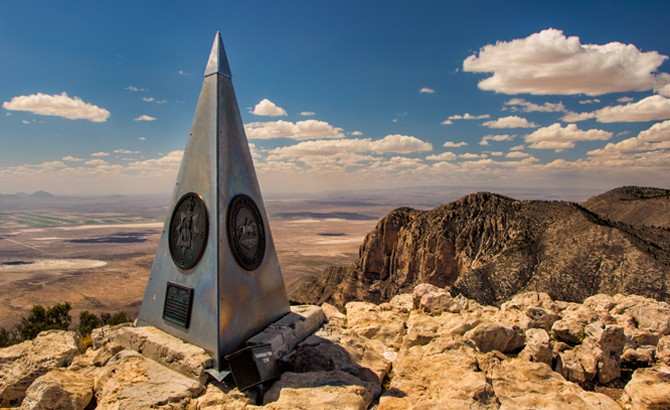 Guadalupe Peak Trail (Guadalupe Mountains National Park)