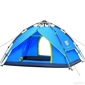 Night Cat Waterproof Camping Tent Best Tents For Motorcycle Camping