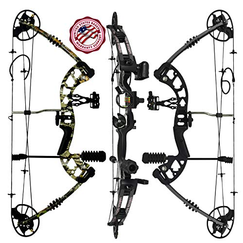 The Raptor Compound Hunting Bow Kit