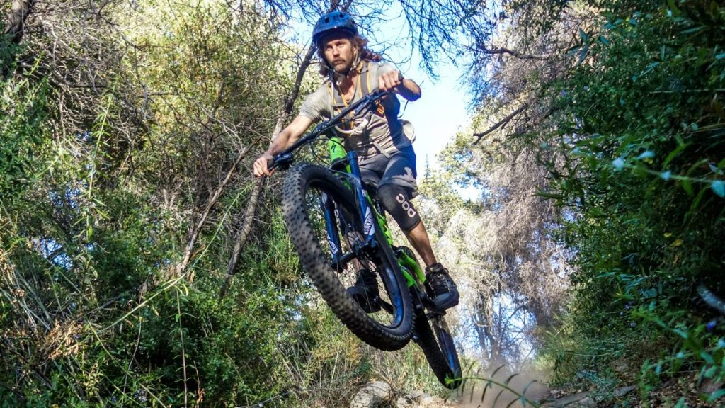 Here are some things to consider while camping with your e-MTB