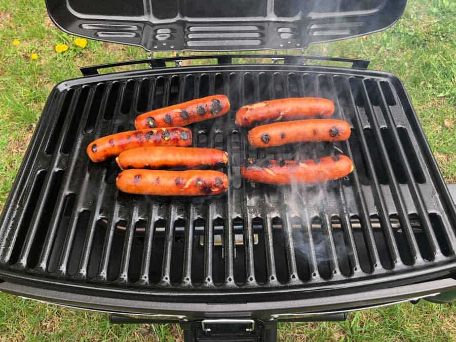 The Coleman Sportster Propane Grill Quick Description.