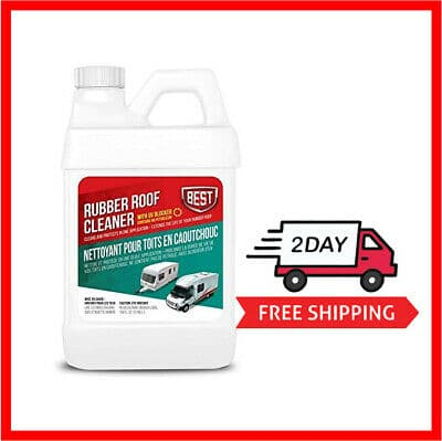 BEST 55048 Rubber Roof Cleaner/Protectant