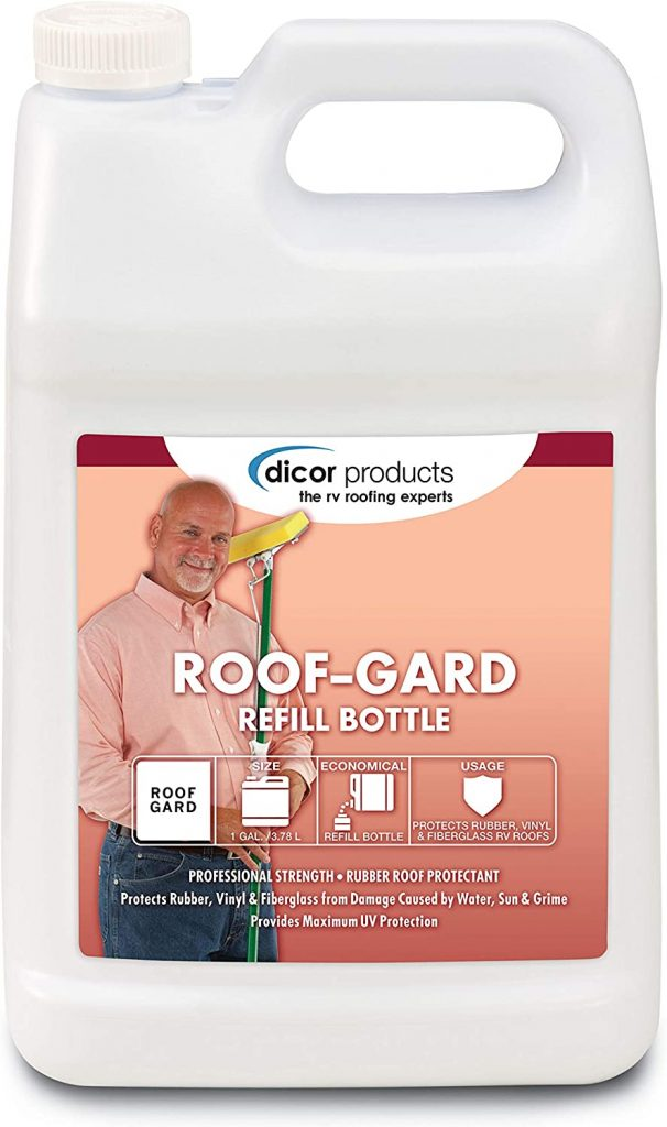 Dicor Corporation RP-RG-1GL Rubber Roof Protectant