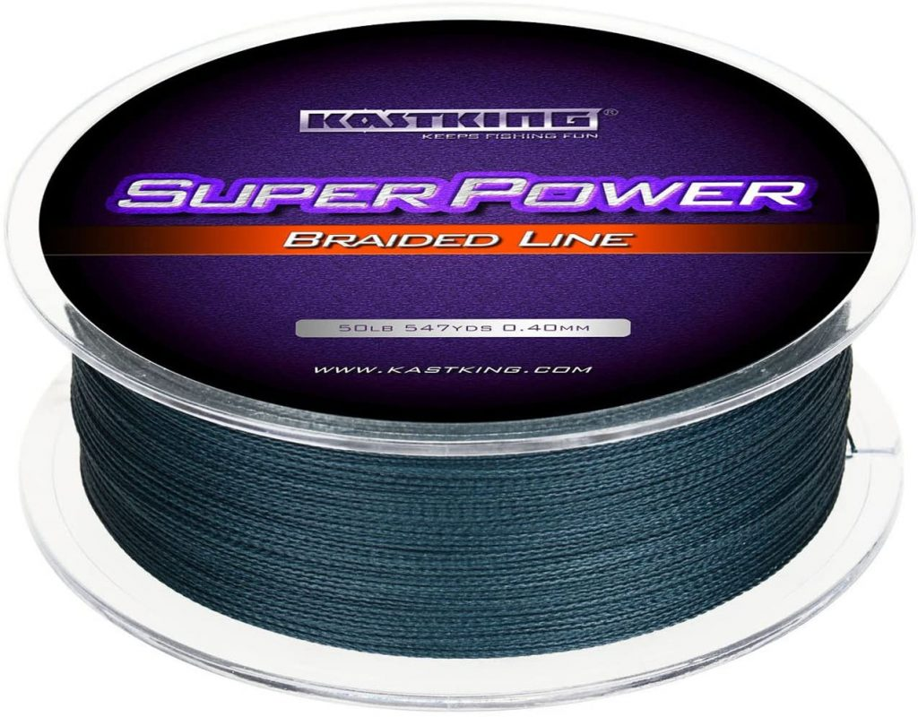 KastKing SuperPower Best Braided Fishing Line Review