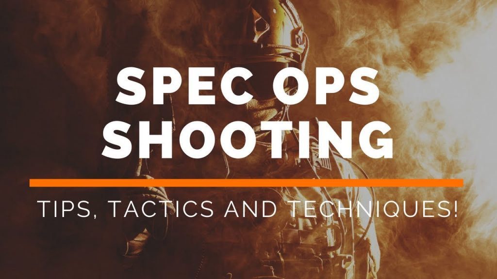 How Spec Ops Works and A Brief Step by Step Breakdown of What the Book Includes