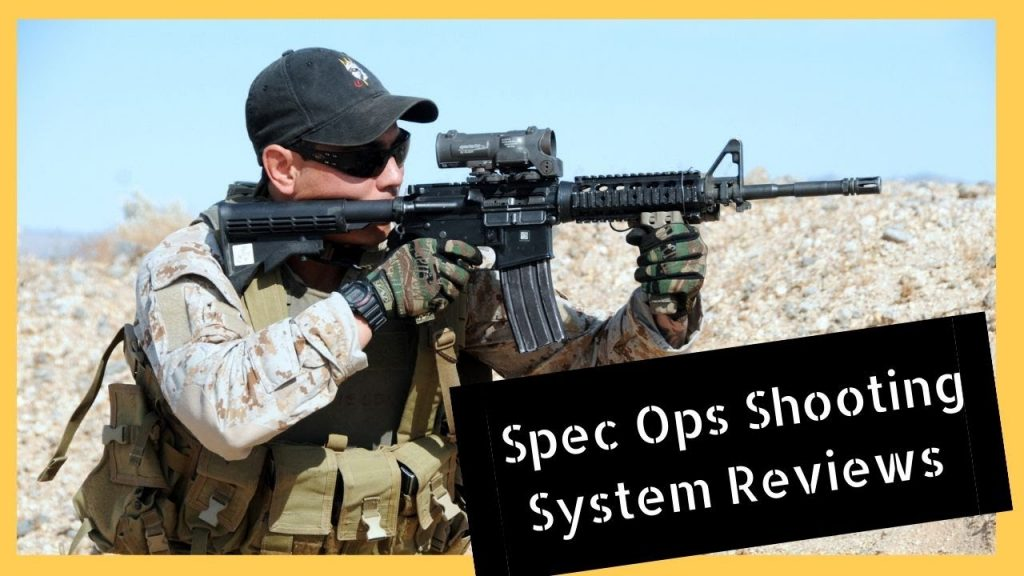 Spec Ops Shooting Program Review: