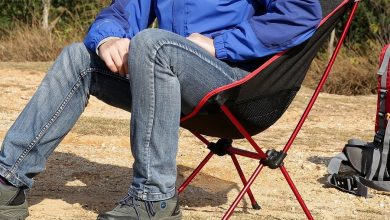 Photo of Moon Lence Chair Review – Ultralight Camping Chair