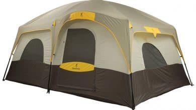 Photo of Browning Camping Big Horn Family Hunting Tent Review
