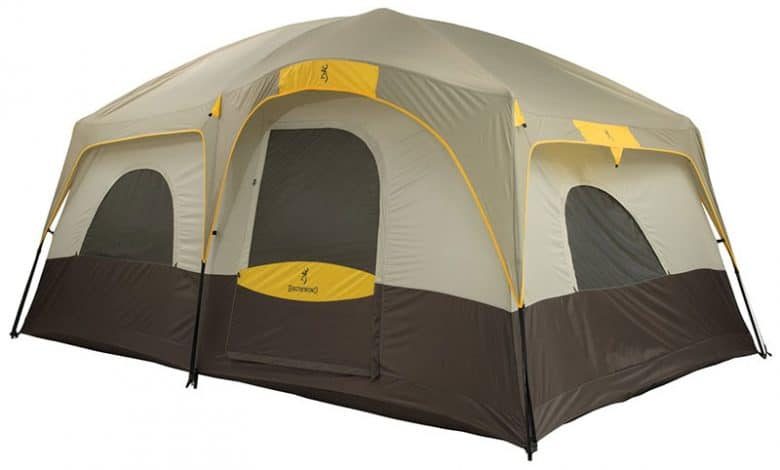 Browning Camping Big Horn Family Hunting Tent Review