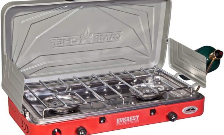 Camp Chef Everest High-Output 2-Burner Stove Review