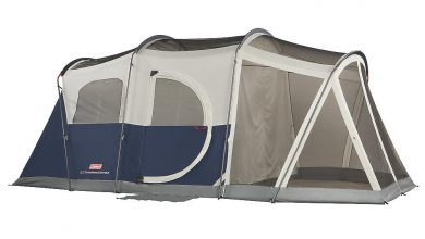Photo of Coleman Elite Weathermaster 6 Person Screened Tent Review