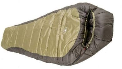 Photo of Coleman North Rim Extreme Weather Sleeping Bag Review