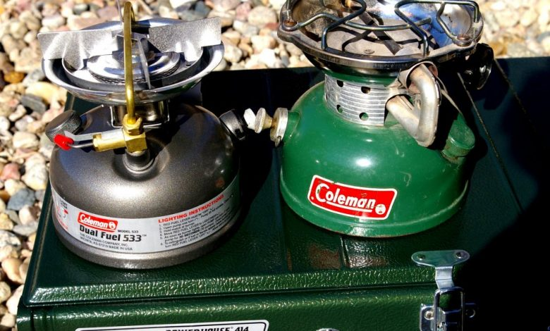 Coleman Sportster II Dual Fuel 1-Burner Stove Review
