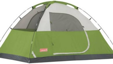 Photo of Coleman Sundome 4-Person Tent Review