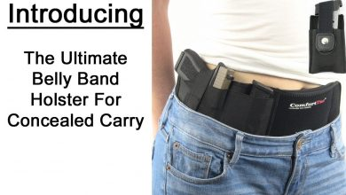 Photo of ComfortTac Ultimate Belly Band Holster Review
