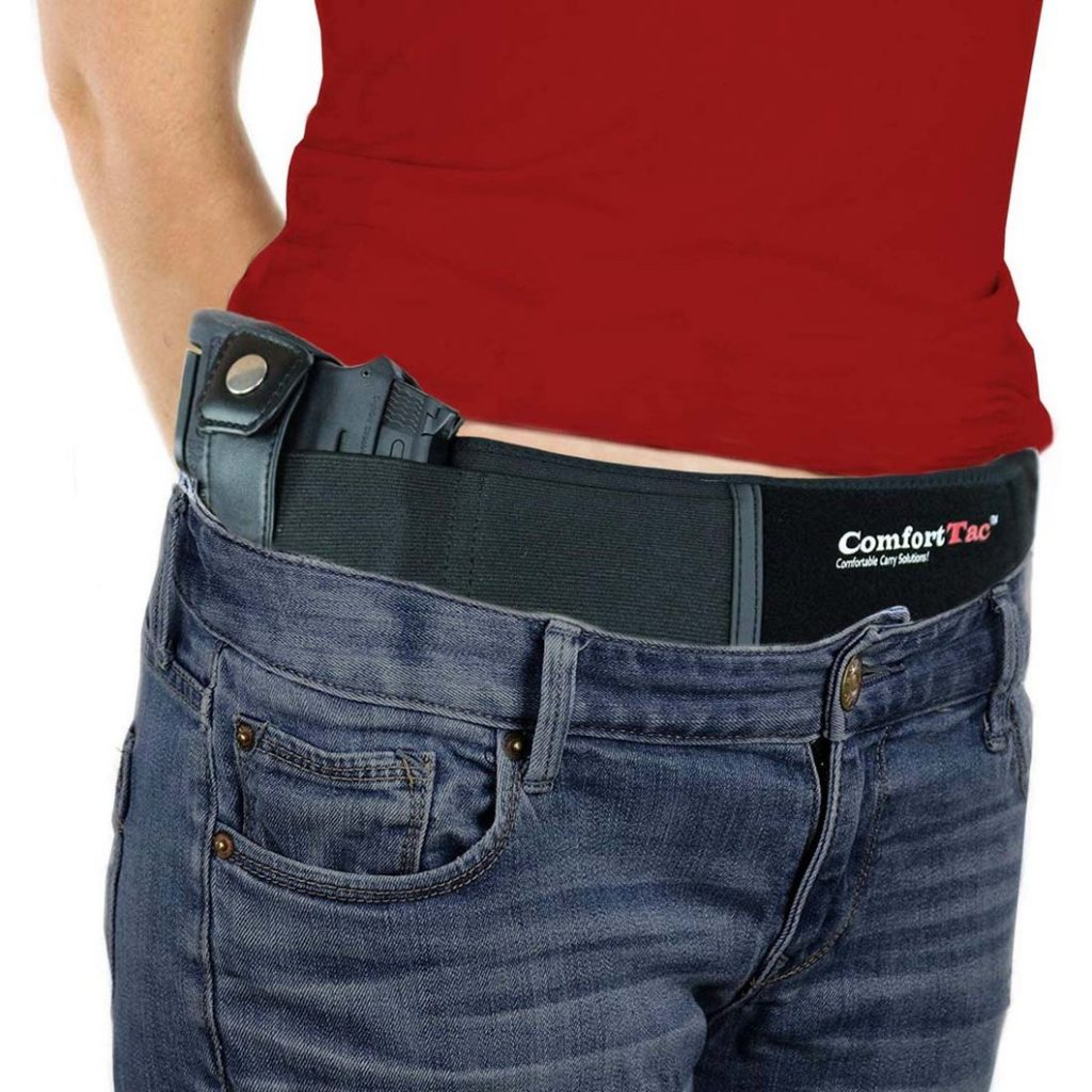Features of ComfortTac Ultimate Belly Band Holster