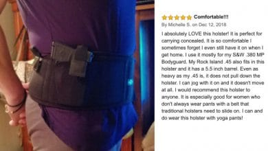 Photo of Kaylle Belly Band Holster Review