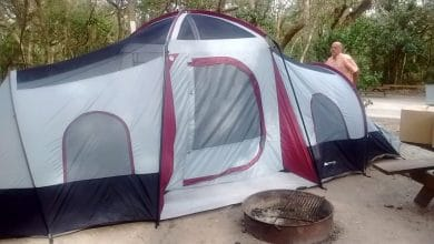 Photo of Ozark Trail 10-Person 3-Room XL Family Cabin Tent Review