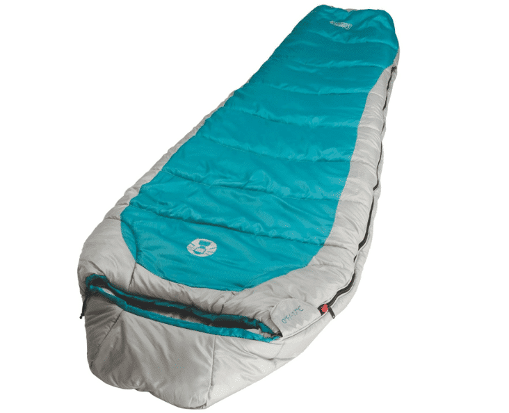 Primary Features of Winner Outfitters Mummy Sleeping Bag