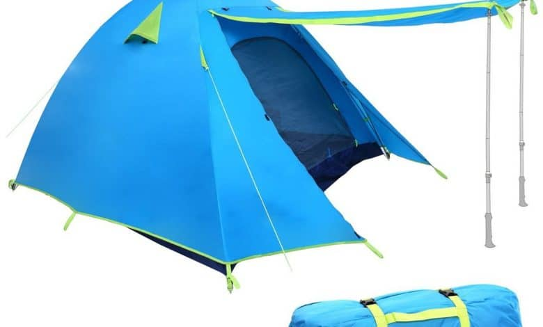 Weanas Tent Review