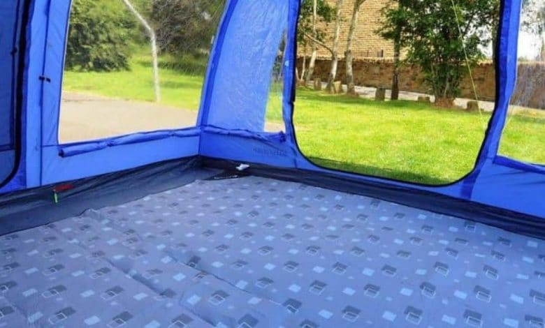 Why You Should Have A Tent Carpet