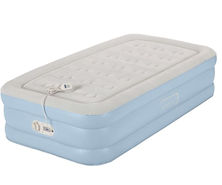 Aerobed Double Flocked Camp Bed