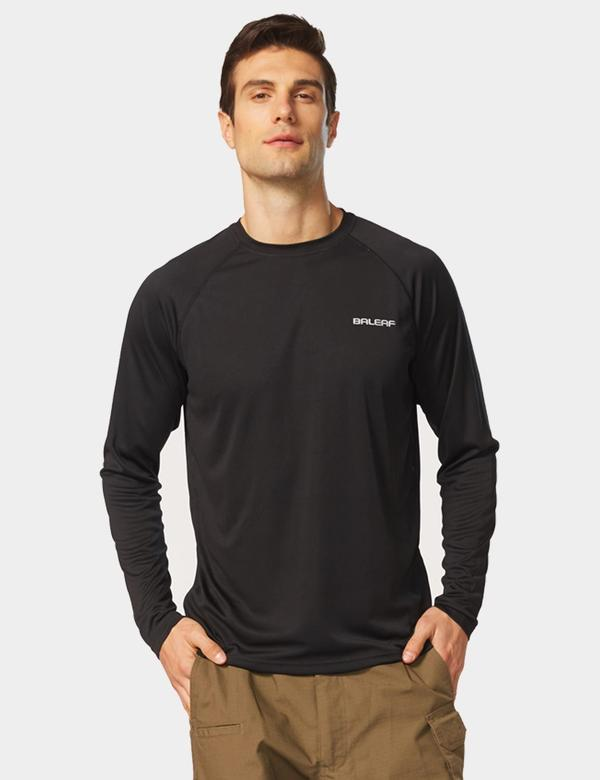Baleaf Men's Best Hiking Shirts