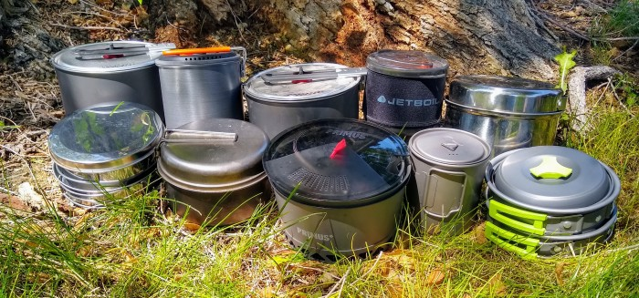 Best Camping Cookware - The Most Popular Types of Cookware Today