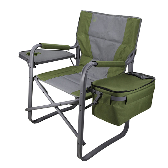 Coleman Camping Chair with Side Table
