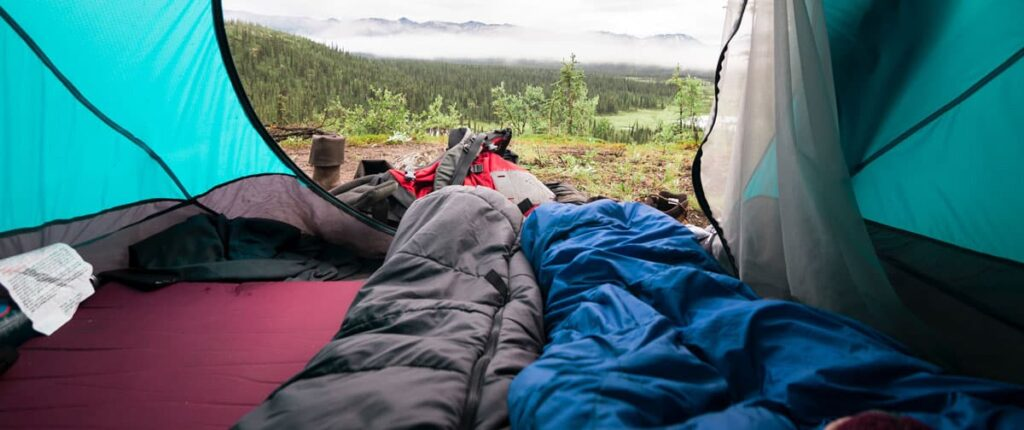 Considerations for Buying the Best Camping Sleeping Bag