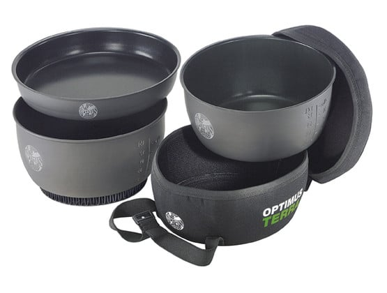 Optimus Terra Heater Sets - Heating and Cooking Solutions For Your Indispensable Dutch Oven
