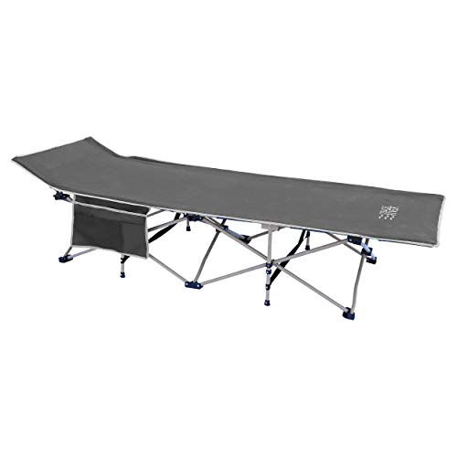 Osage River Folding Camping Cot with Carrying Bag