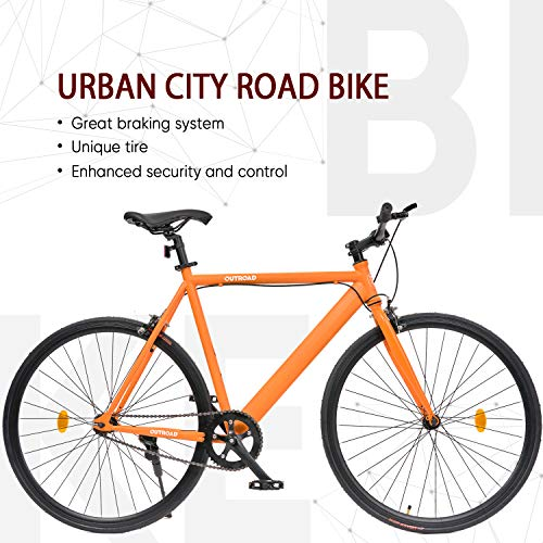 Outroad Urban City Road Bike