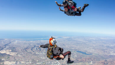 Photo of How to Get the Extreme Thrill When Skydiving