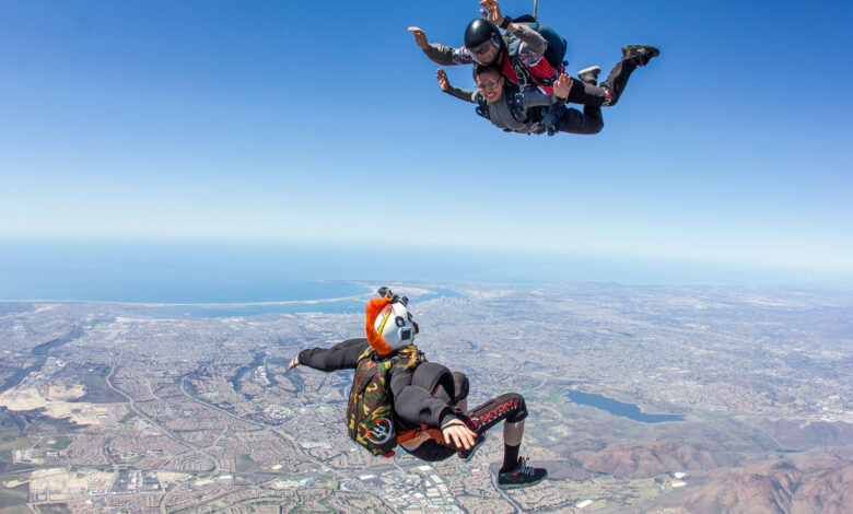 How to Get the Extreme Thrill When Skydiving
