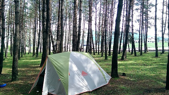 Kelty Acadia 4 Tent review